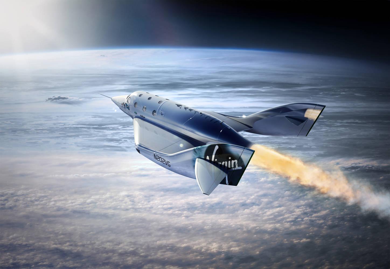 Virgin Galactic i NASA sprywatyzują loty kosmiczne
