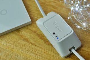 Recenzja Sonoff Basic RF R3 - przełącznika, którym możemy sterować ze smartfona i pilota 6