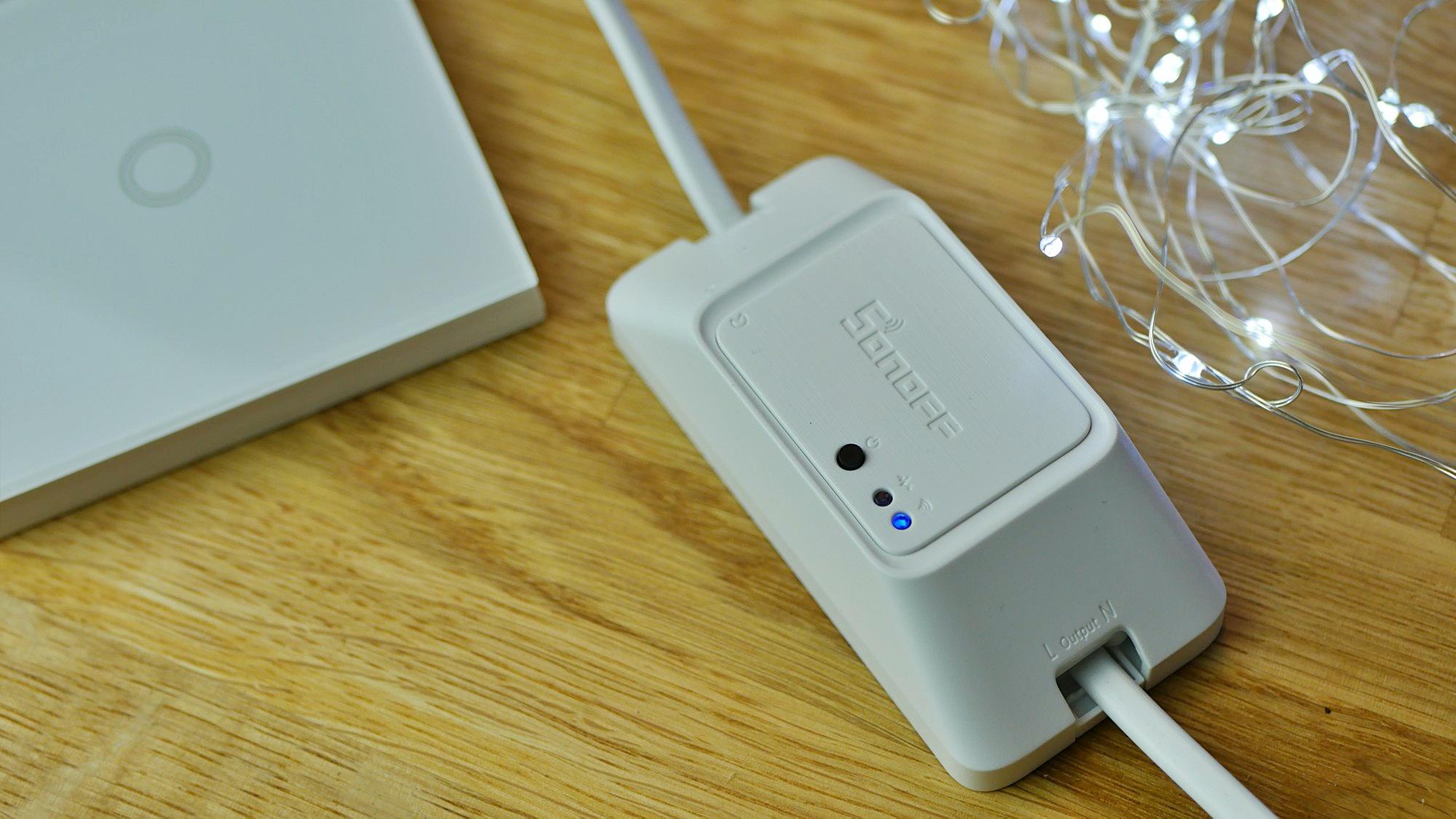Recenzja Sonoff Basic RF R3 - przełącznika, którym możemy sterować ze smartfona i pilota 8