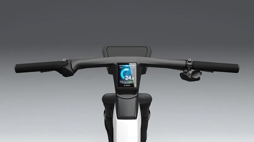 Według Bosch, tak wygląda elektroniczny rower przyszłości
