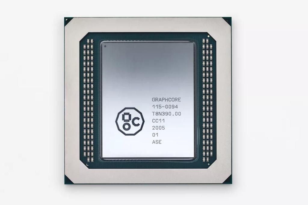 Graphcore prezentuje nowy procesor do trenowania AI. Będzie silniejszy od sprzętu Nvidii