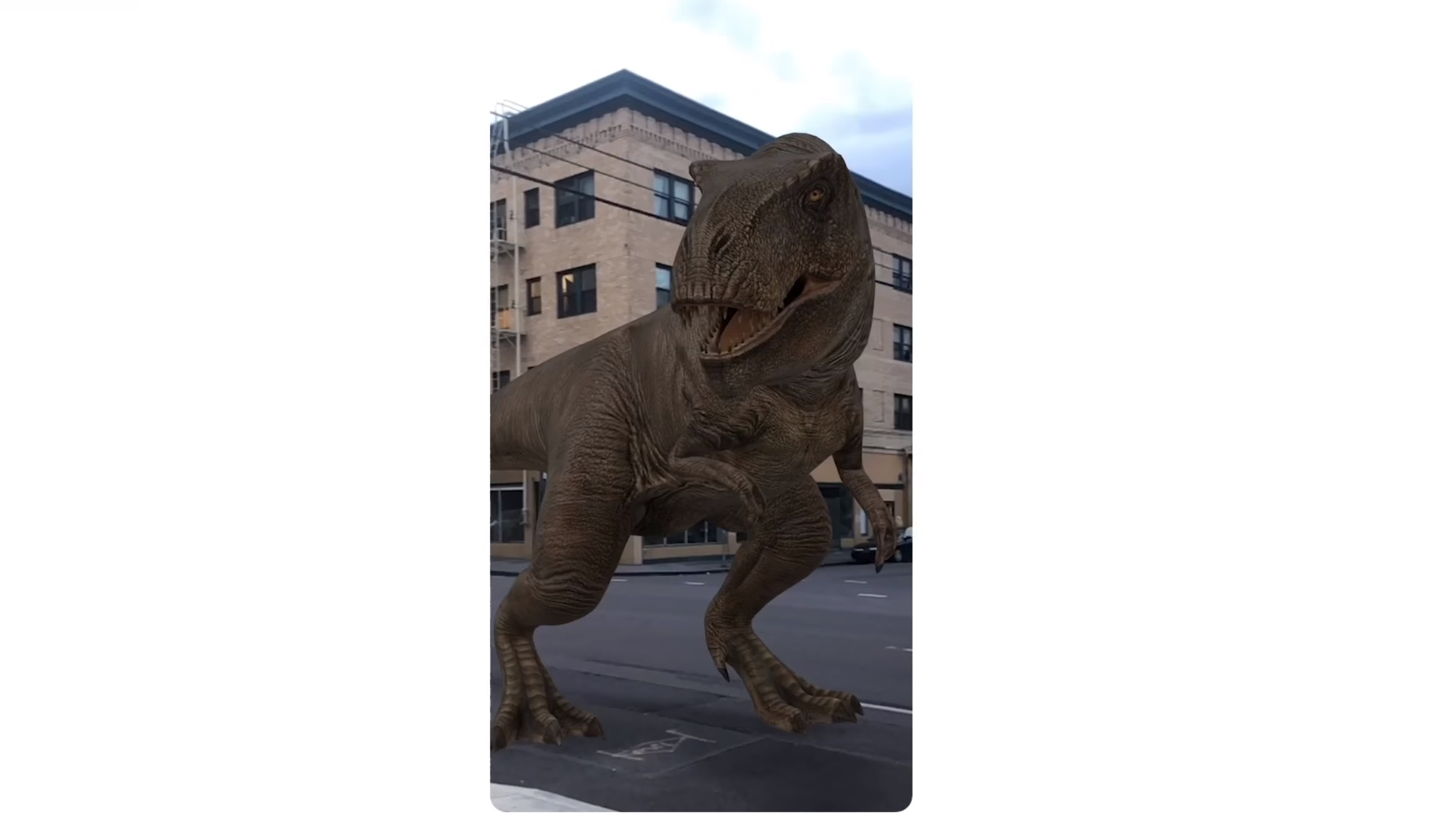 Dinozaury w czasie rzeczywistym - w przeglądarce Google!