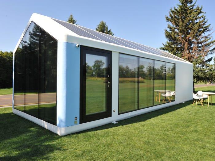 Haus to inteligentny dom wydrukowany w 3D, gotowy na apokalipsę zombie