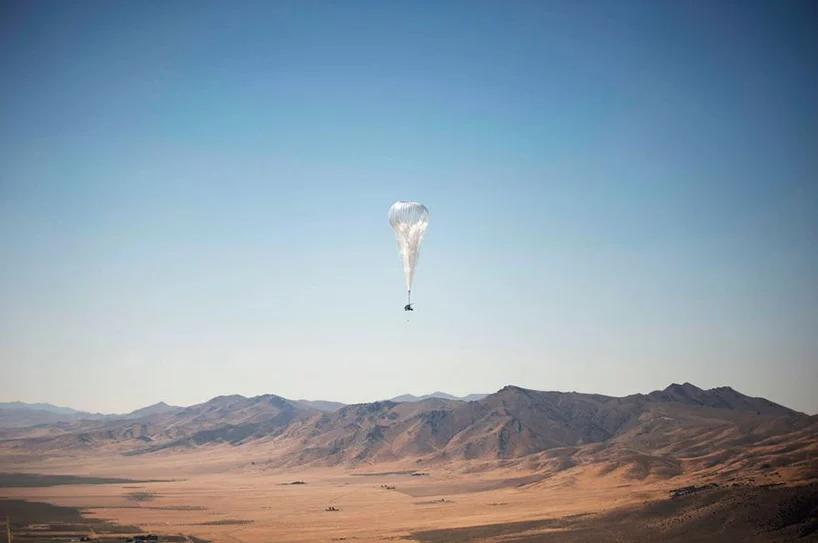 Internet z balonów projektu Loon zawitał już w Kenii