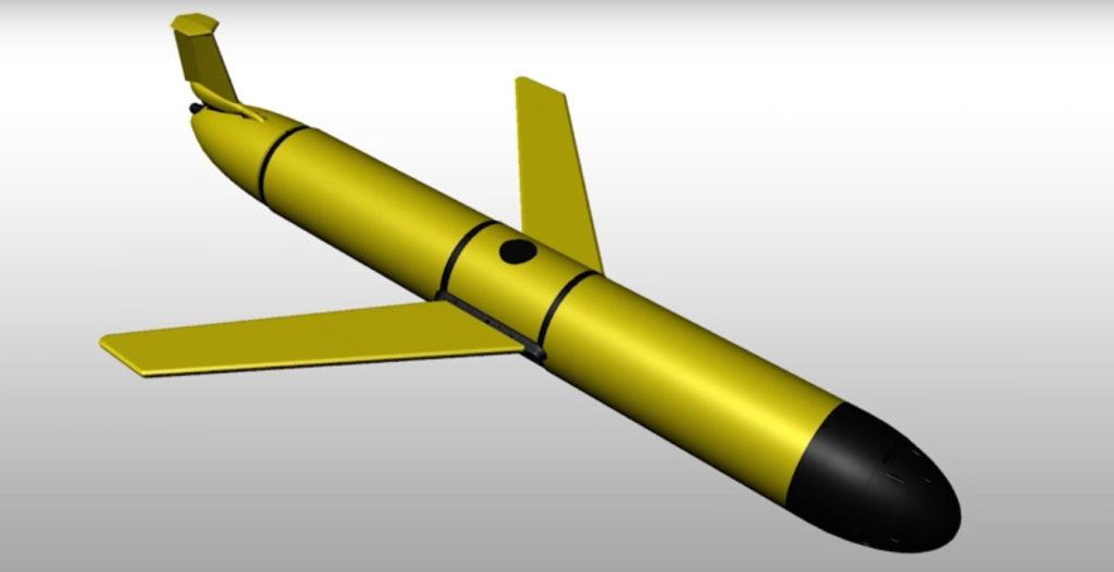 Ten podwodny dron spędził 4 lata w Oceanie Atlantyckim