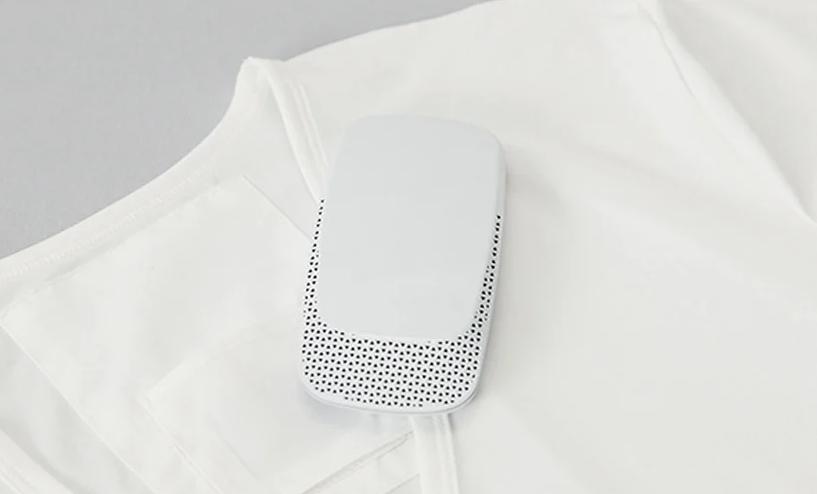 Oto przenośny klimatyzator Sony, który zmieścisz w kieszeni