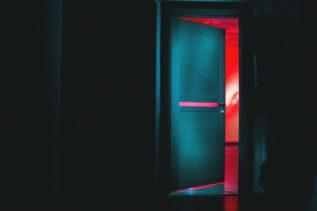 inteligentne drzwi