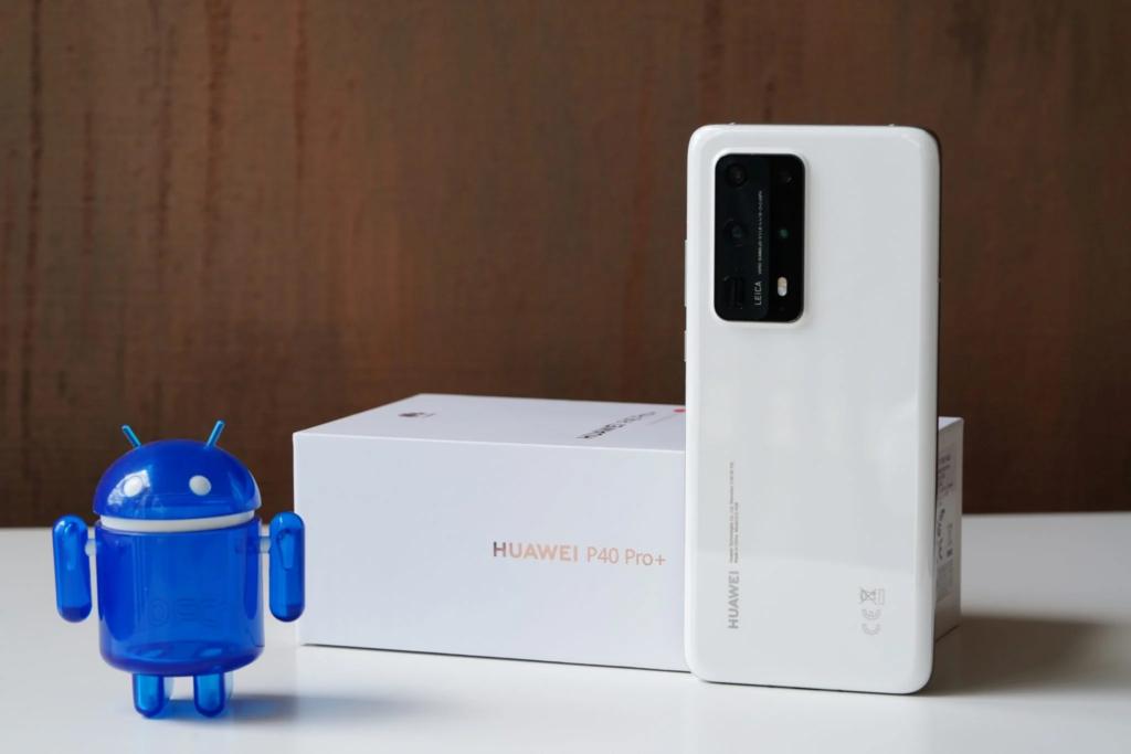 Smartfony 5G Huawei P40 Pro+