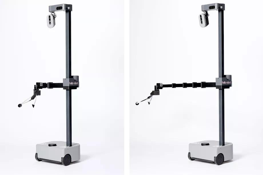 Robot Stretch byłego pracownika Google zrewolucjonizuje Smart Home