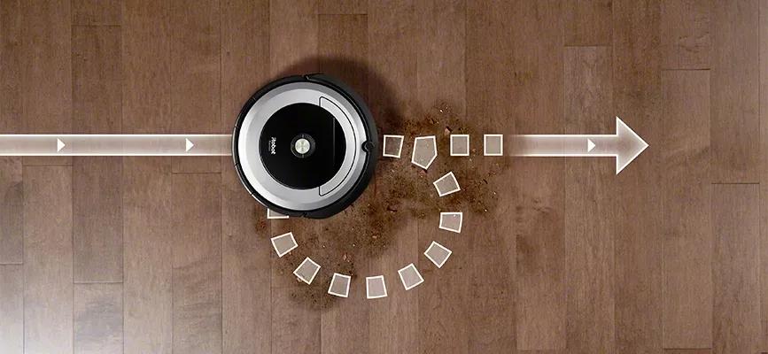 Roomba serii 600 - nowe odkurzacze już dostępne! 9