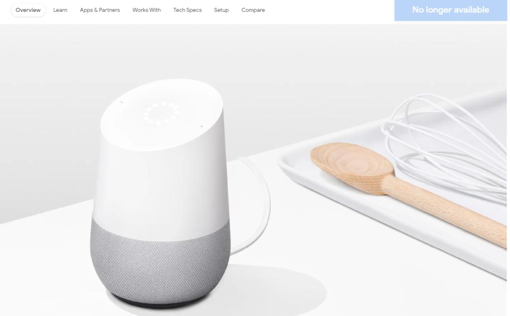 Tak będzie wyglądać nowy smart głośnik Google Nest