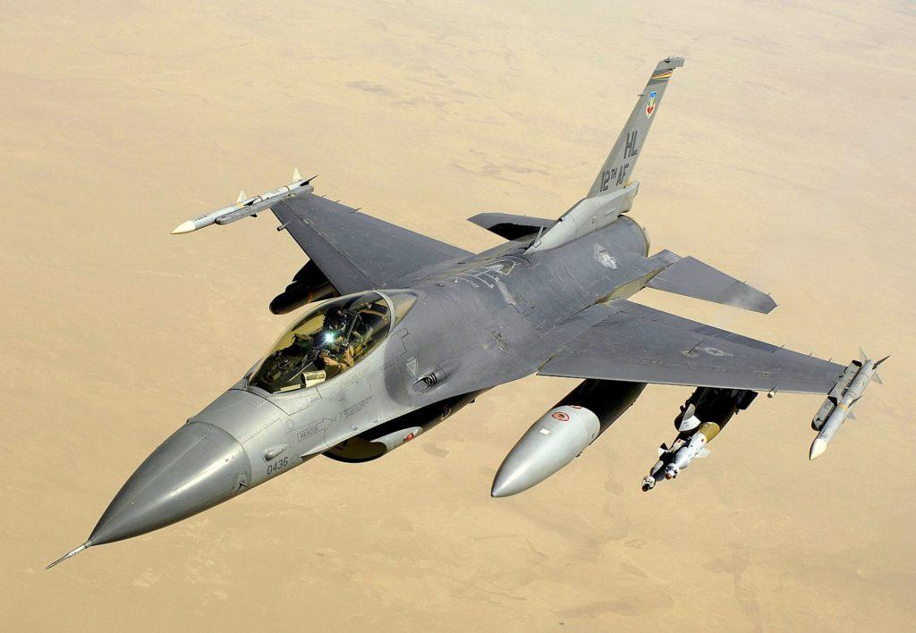 AI za sterami F-16 kontra pilot US Air Force. Wydarzenie online już 18 sierpnia