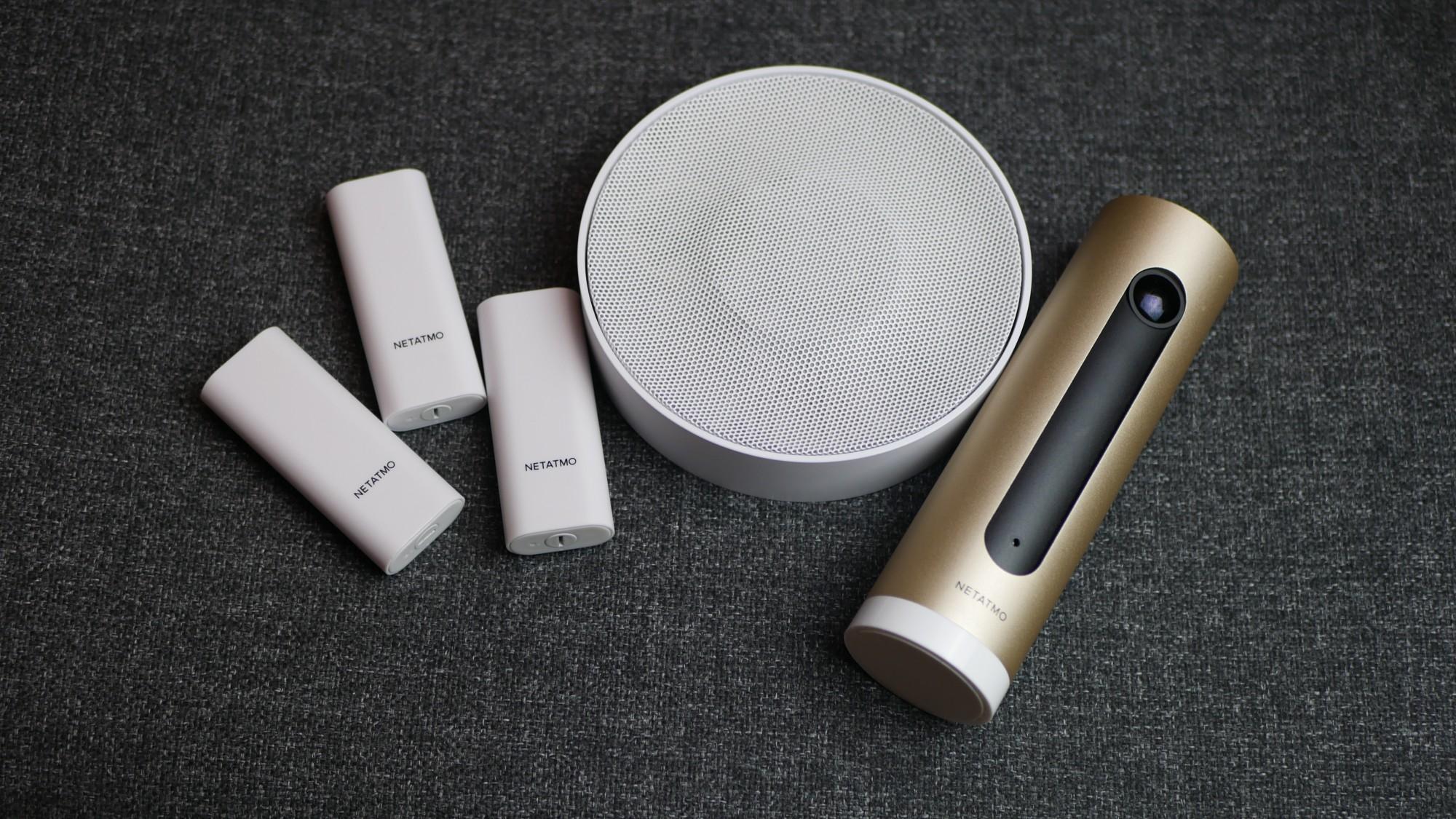 Inteligentny System Alarmowy z Kamerą Netatmo / fot. Kacper Żarski