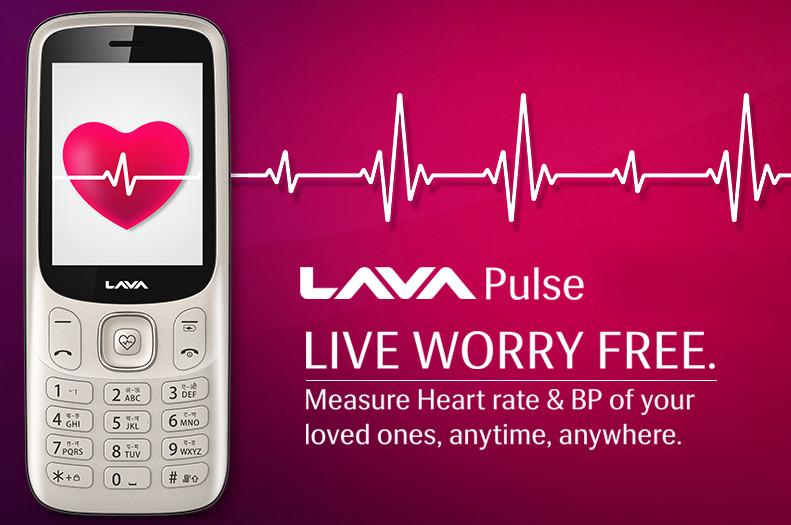 Lava Pulse to pierwszy telefon z wbudowanym ciśnieniomierzem