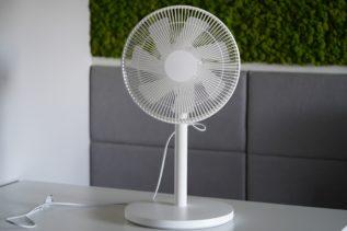 Recenzja Xiaomi Mi Smart Standing Fan 1C. Inteligentny wentylator na upalne dni