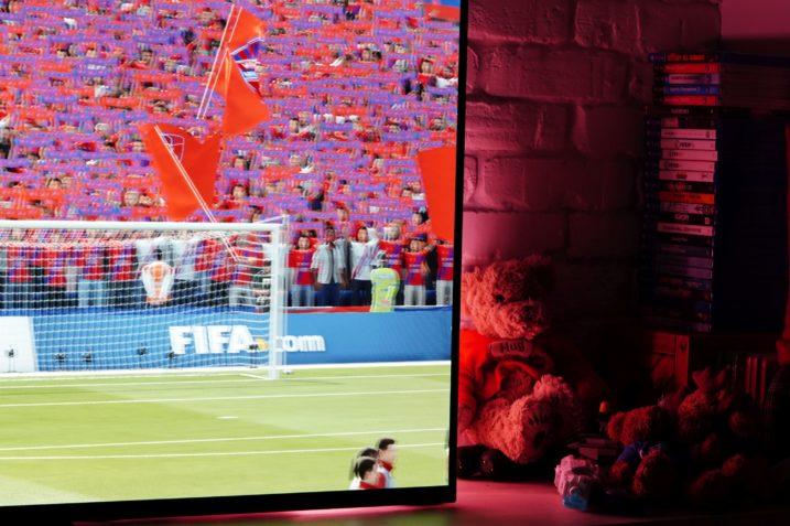 Fajna promocja! Kup telewizor i odbierz zestaw oświetlenia Philips HUE w prezencie