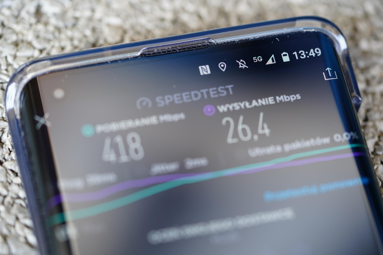 Sieć 5G rozprzestrzenia się o wiele szybciej niż 3G czy 4G LTE
