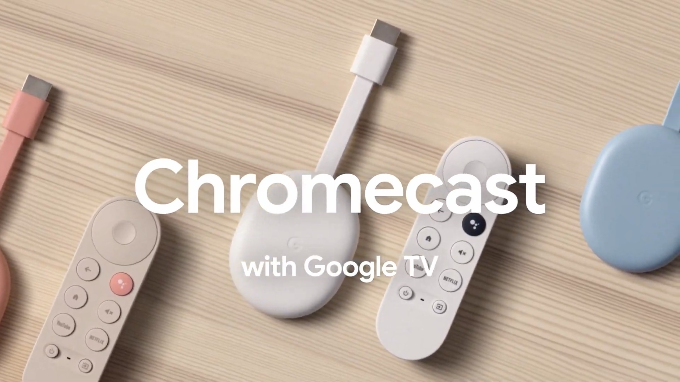 Chromecast Google TV