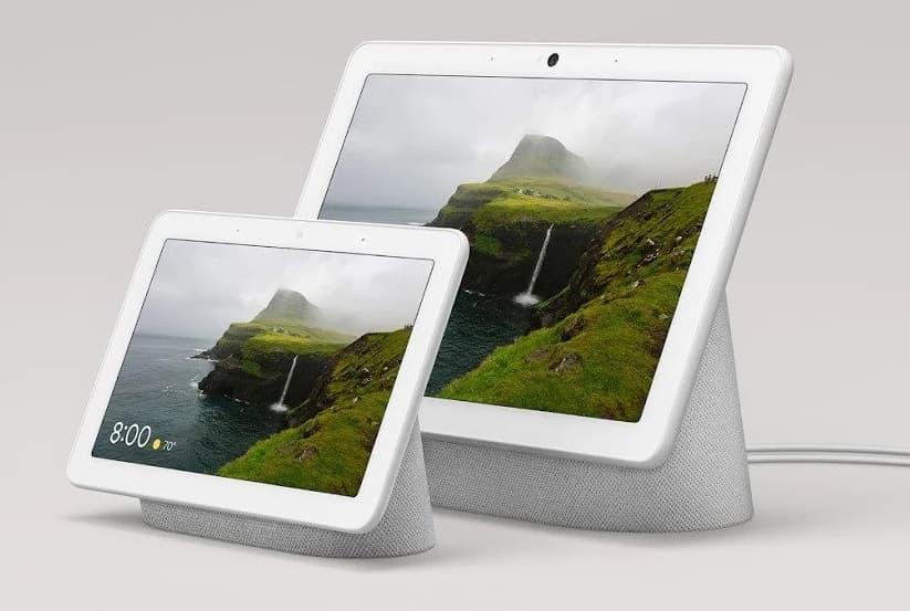 Asystent Google już działa z Disney+ na tabletach Nest