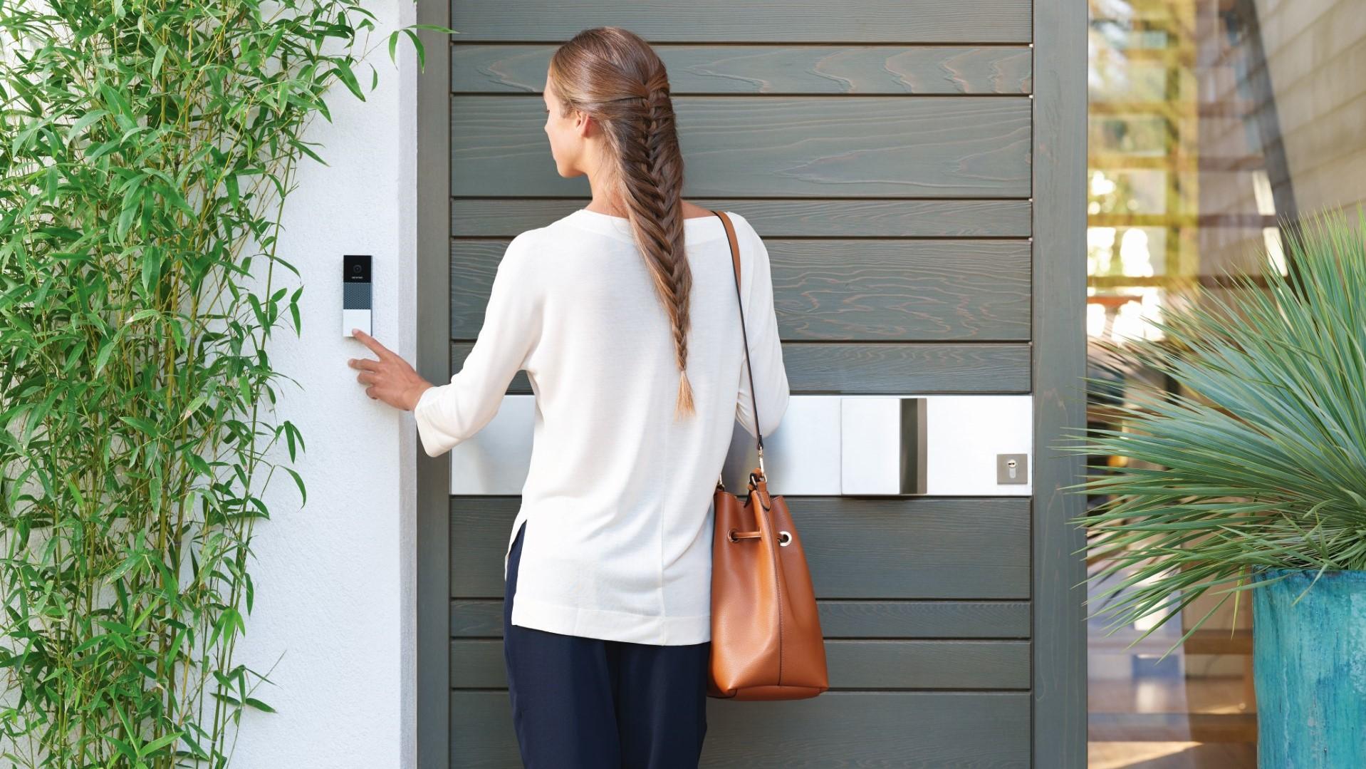 Smart home Wideodzwonek od Netatmo