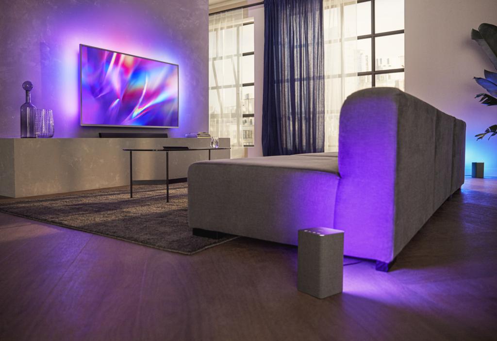 Wireless Home System - nowa jakość bezprzewodowego dźwięku dla urządzeń marki Philips
