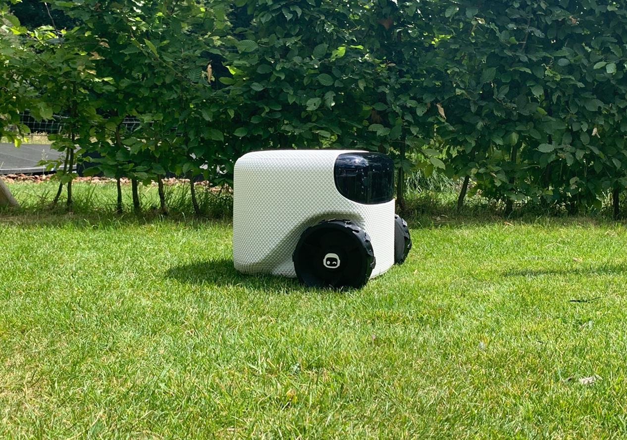 Robot ogrodniczy Toadi
