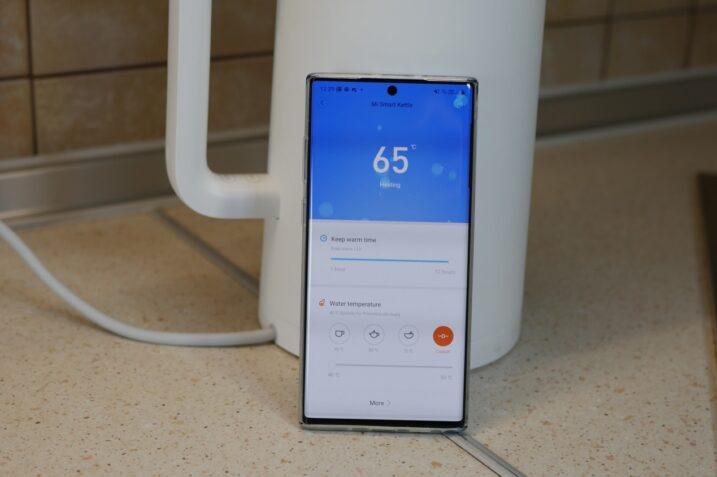 Xiaomi Mi Smart Kettle / fot. Kacper Żarski