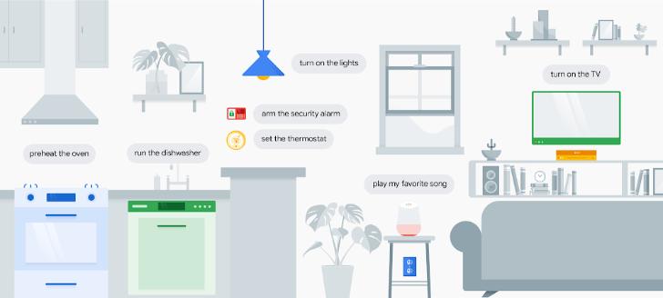Asystent Google działa już na 50000 urządzeń Smart Home