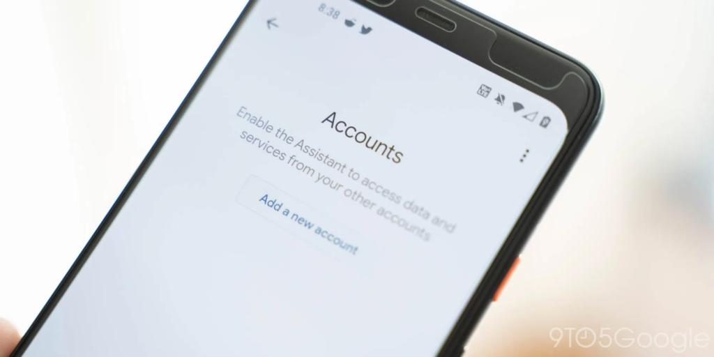 Asystent Google może w przyszłości wykorzystywać dane z wielu kont