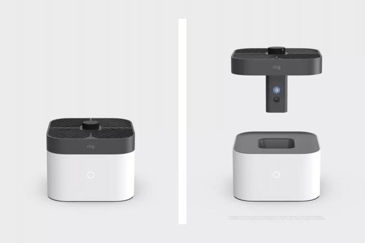 Ring przedstawia kamerę monitoringu, która jest... dronem. Będzie latać po Twoim domu