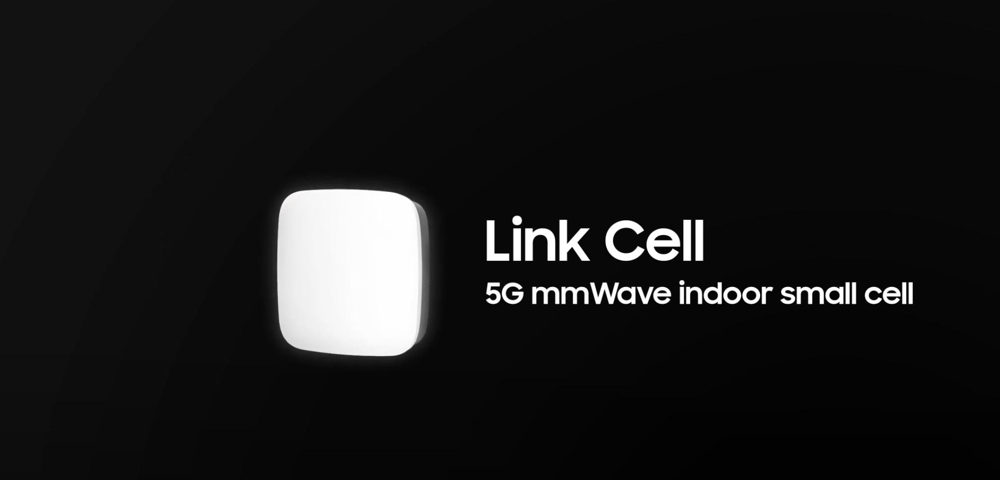 Samsung Link Cell 5G mmWave