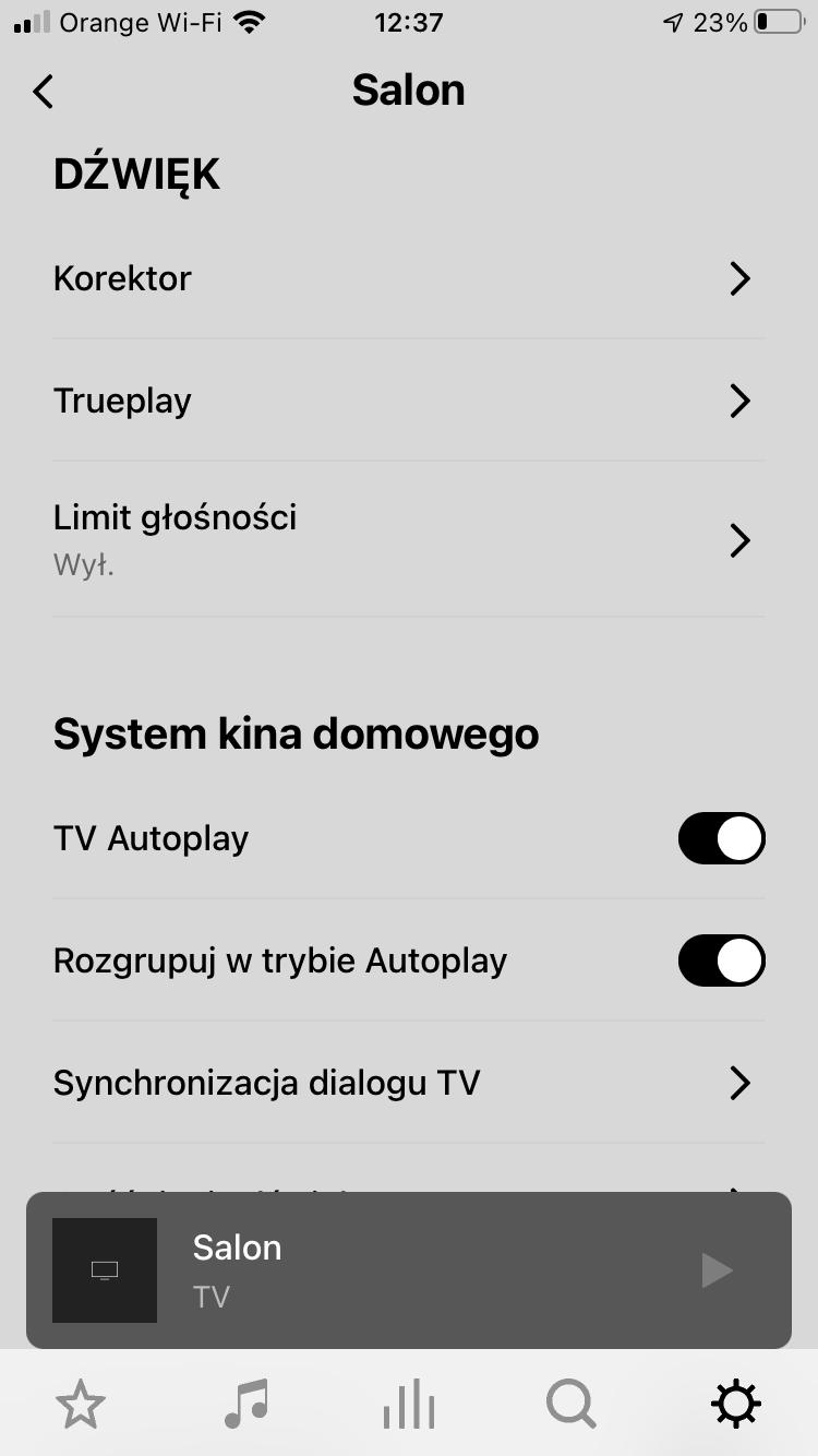 Recenzja Sonos Arc -soundbara dla użytkowników sprzętu Apple