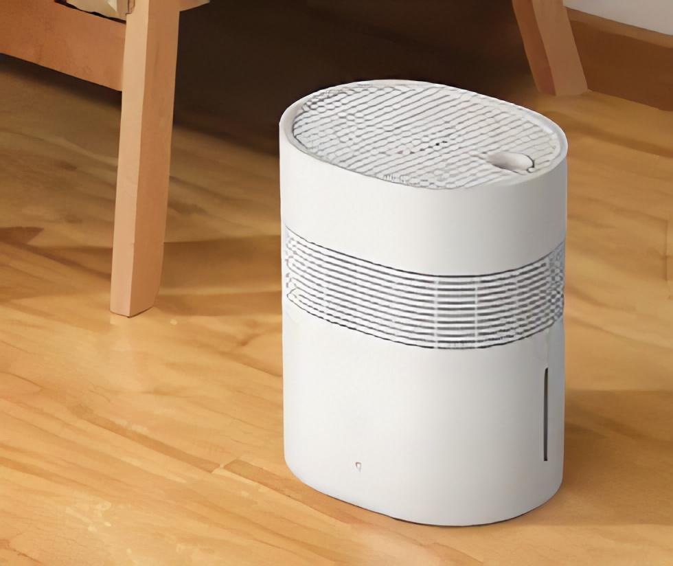 inteligentny nawilżacz powietrza