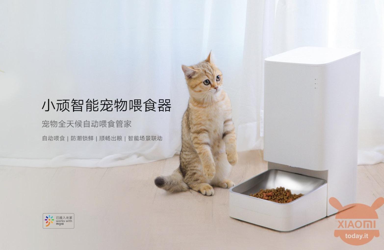 Xiaomi Mijia Smart Pet Feeder