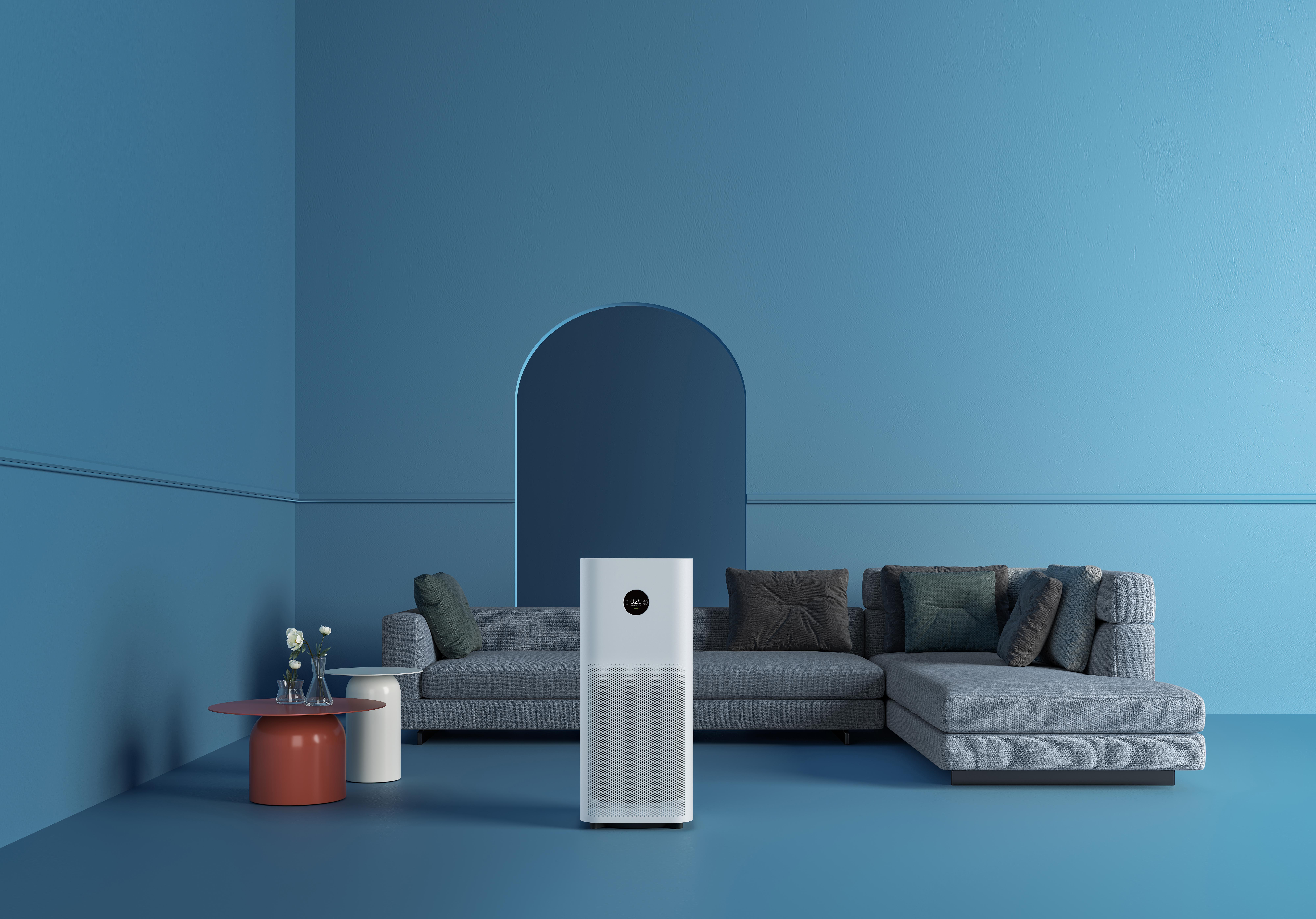Garść nowości od Xiaomi trafia do Polski, w tym oczyszczacz powietrza Mi Air Purifier Pro H