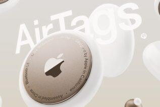 AirTags mają trafić do sprzedaży w dwóch różnych rozmiarach