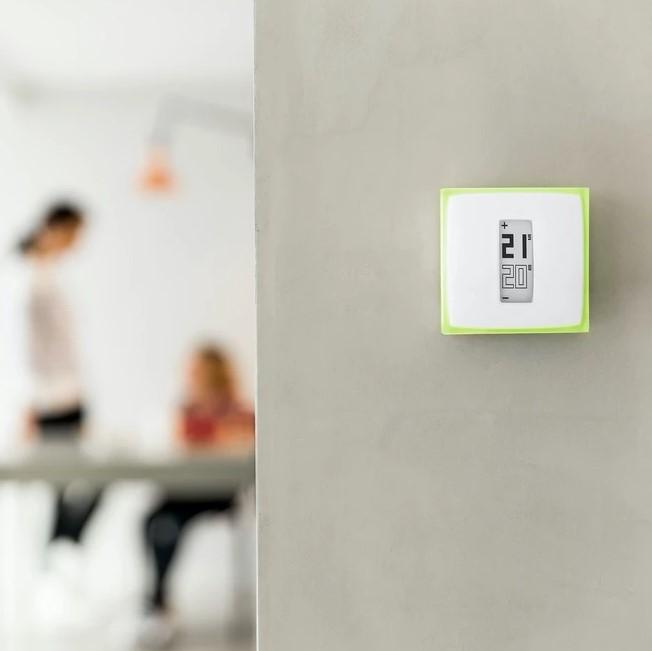 inteligenty termostat modulacyjny netatmo