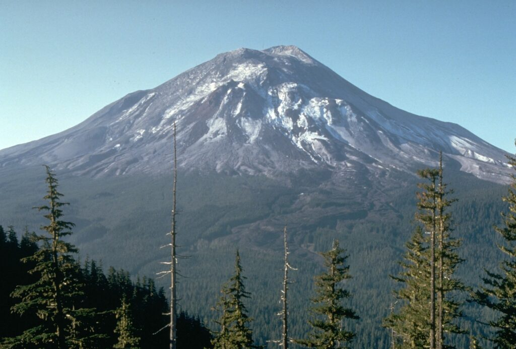 drony wulkany