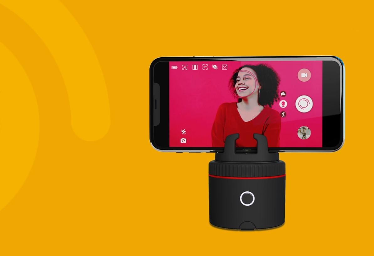 Pivo Pod - inteligentny kamerzysta dla vlogerów