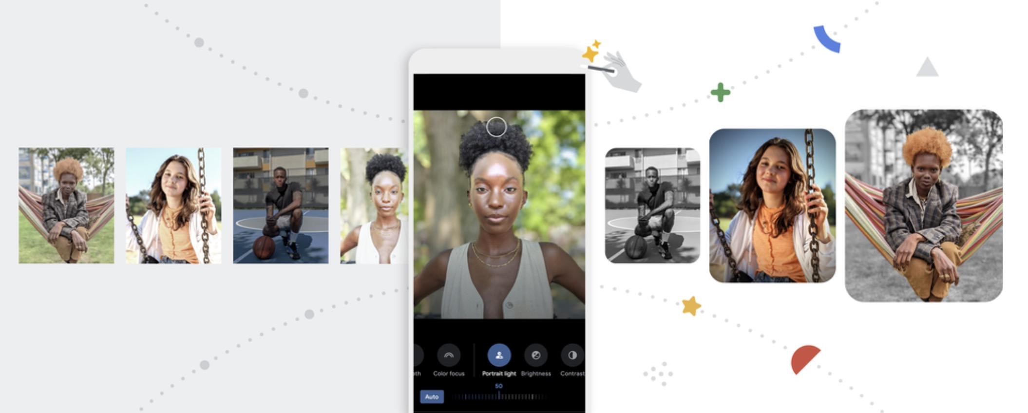 Nowości w Zdjęciach Google wykorzystają uczenie maszynowe i AI