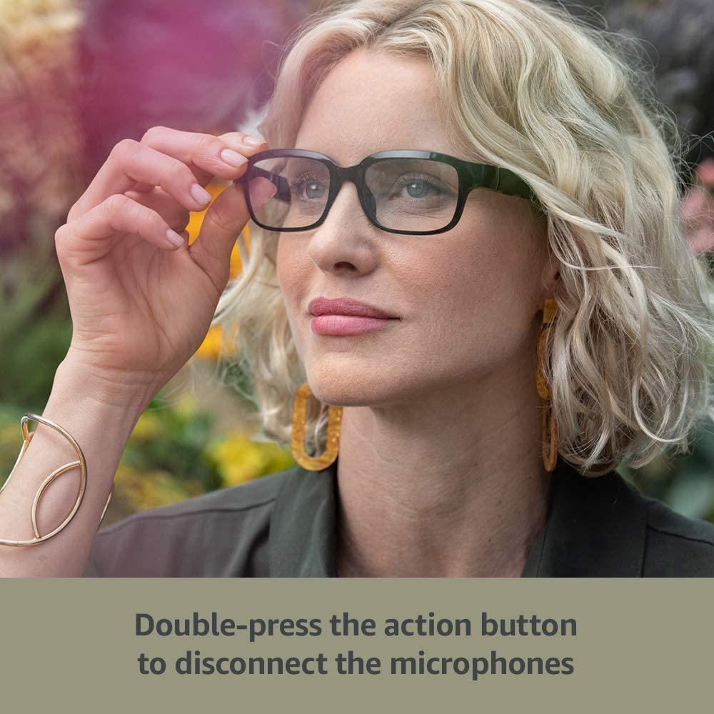 Nowe okulary Amazon Echo Frames mają być banalnie proste w obsłudze
