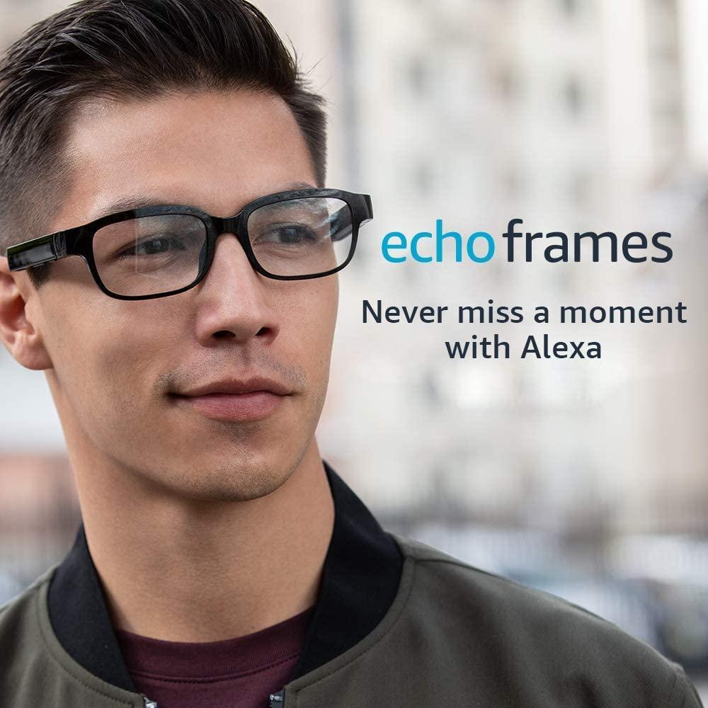 Echo Frames mają być bardzo przydatne