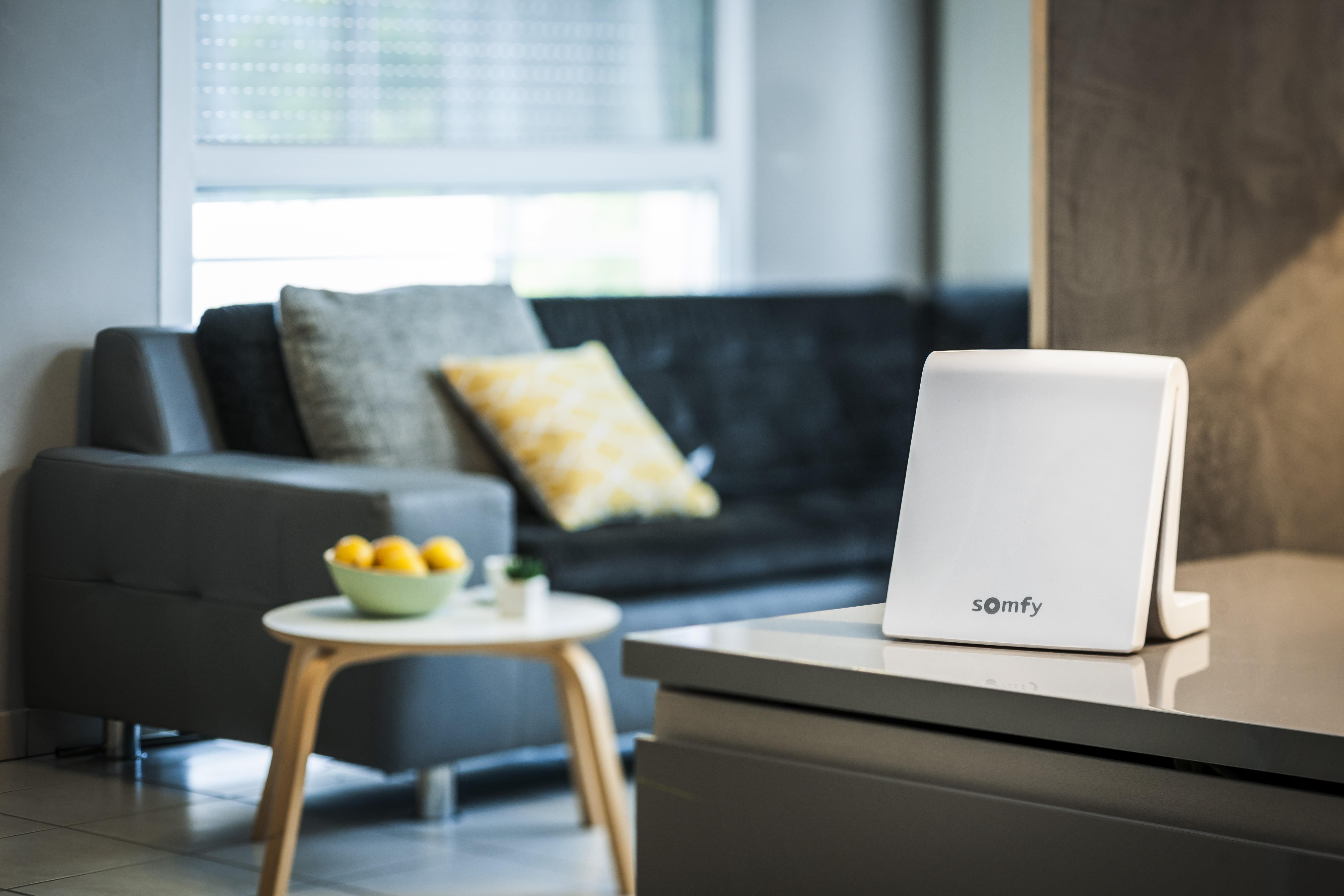 Somfy: kolejne produkty zgodne z Apple HomeKit