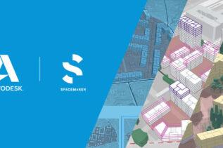 Autodesk przejmuje Spacemaker - wykorzysta AI do projektowania miast