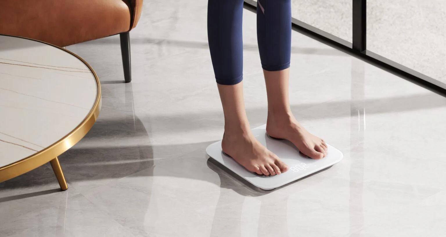 Huawei Smart Body Fat Scale 3 - nowa waga inteligentna, którą warto się zainteresować