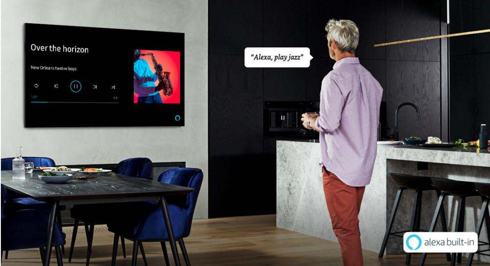 Asystent Google dostępny... na telewizorach Samsunga