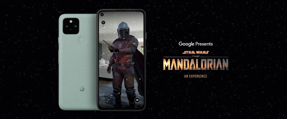 The Mandalorian w Twoim domu? Teraz będzie to możliwe dzięki AR
