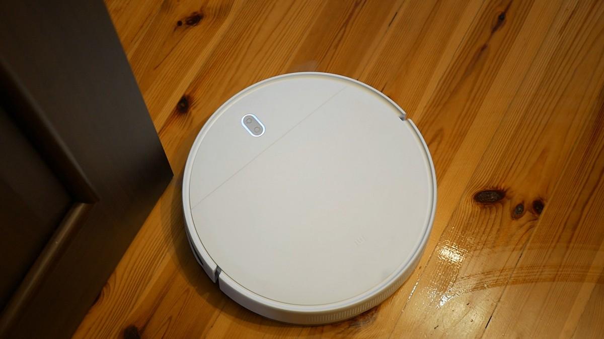 Xiaomi Mi Robot Vacuum Mop Essential / fot. Kacper Żarski