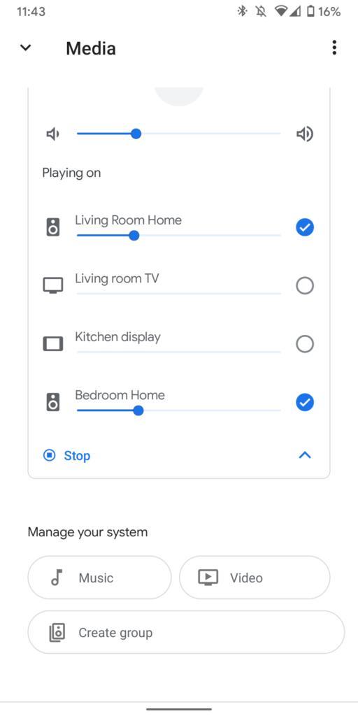 Aktualizacja Google Home w końcu ułatwi odtwarzanie na wielu głośnikach