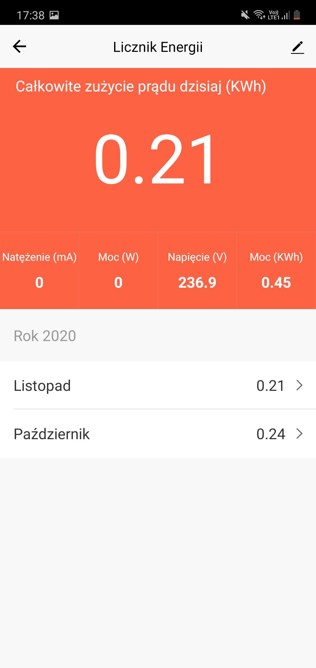 Sterowanie urządzeniami dla każdego, czyli test gniazdka i listwy zasilającej Melink z Biedronki (oferta 5.11.2020)